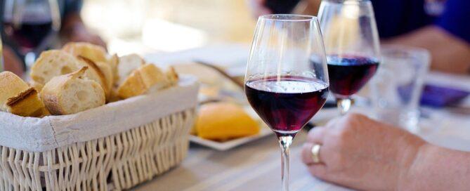 raudonas vynas